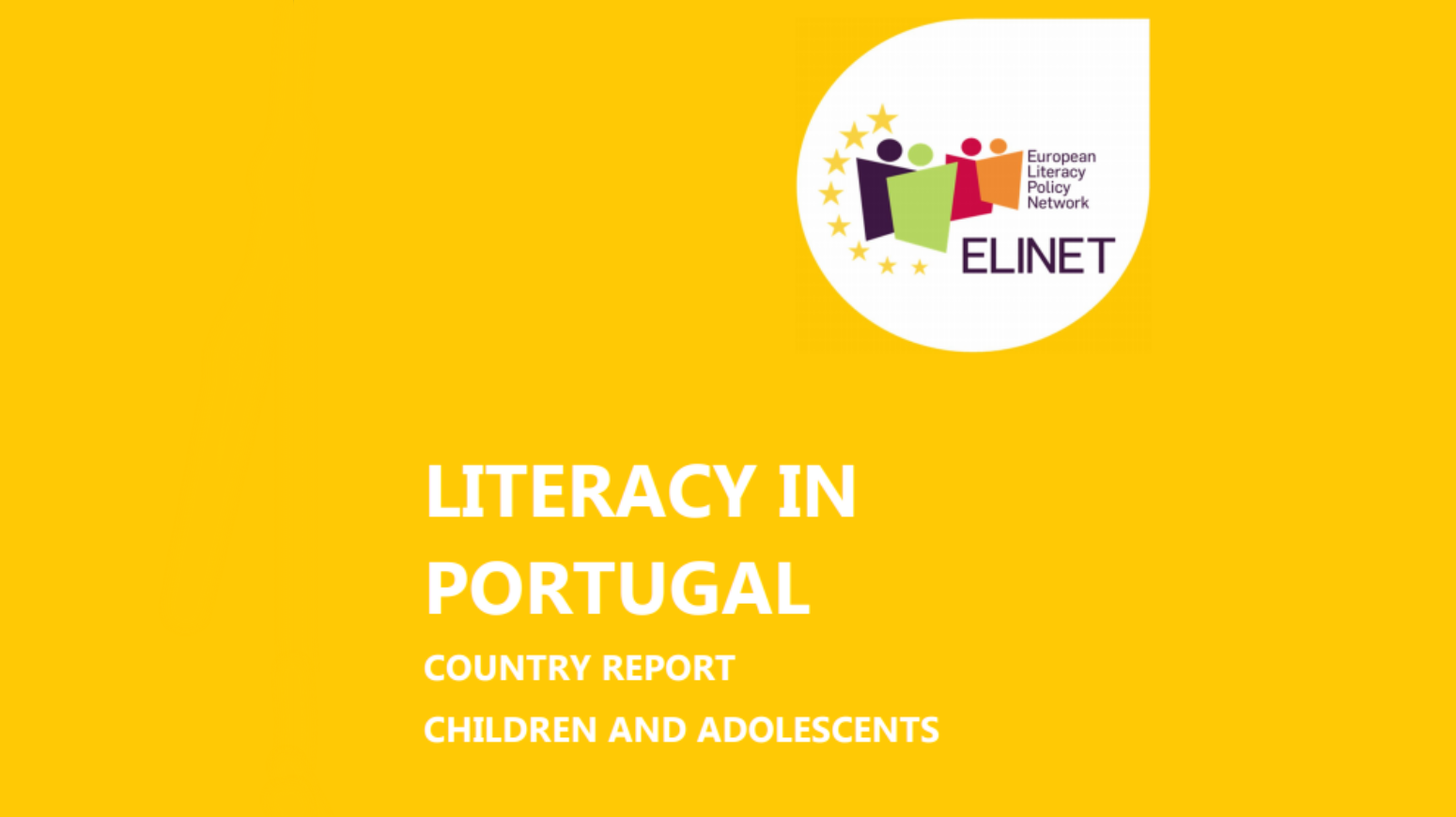 Literacy in Portugal - Country Report<br>Children and Adolescents