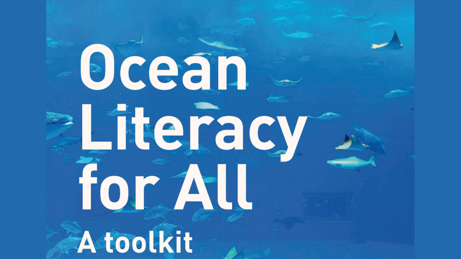 Ocean Literacy for all: a toolkit
